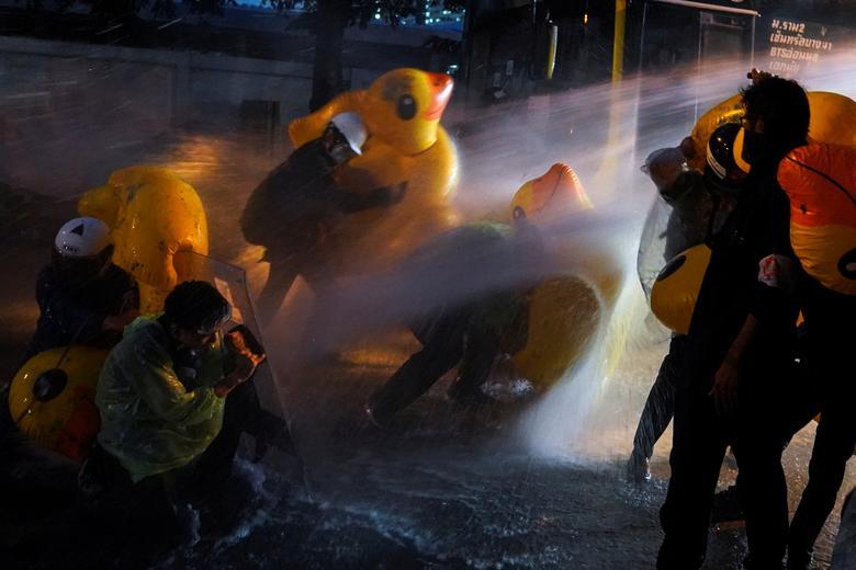 تظاهرات در تایلند