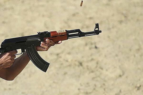 شلیک مرگ به پسر ۲۷ساله در آبادان