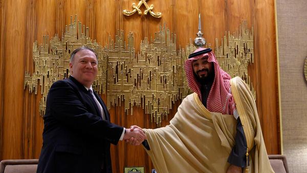 مشارکت عربستان در مقدمات توافق بین مراکش و اسرائیل