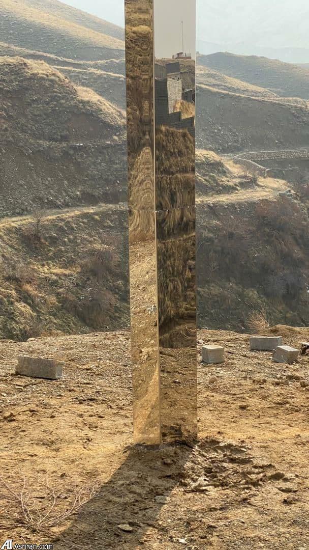 1164641_417 نهمین مونولیت اسرار آمیز جهان در ایران دیده شد! (تصاویر)