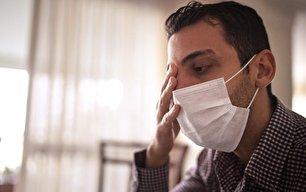 ماسک برای سلامت چشمها مضر است؟!