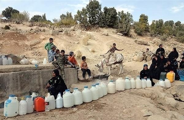 ۶۰ روستای جیرفت کرمان در انتظار آب/ مردم تا کی باید قربانی دروغ ها باشند؟
