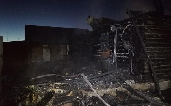 روسیه/ آتش سوزی در خانه سالمندان ۱۱ قربانی گرفت