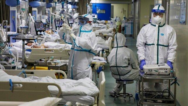 ۲۲۳ فوتی جدید کرونا در کشور / ۵۷۰۴ تن در وضعیت شدید بیماری