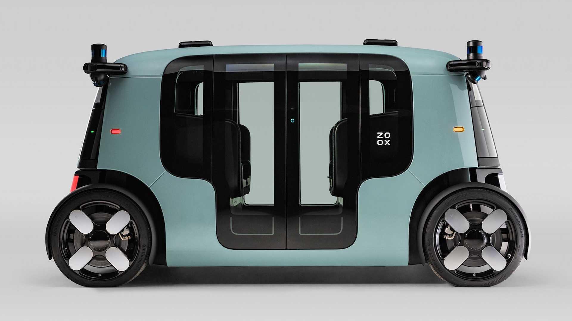 زوکس؛ تاکسی هوشمند فوق ایمن با قویترین ذخیره باتری (+عکس)
