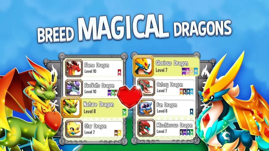 دانلود بازی Dragon City