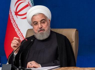 روحانی: اگر 1+ 5 به کل تهعدات خود بازگردد ما هم در همان ساعت به کل تهعدات مان برمی گردیم