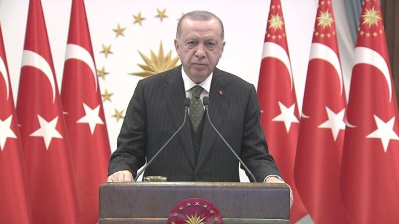 اردوغان: آمریکا ترکیه را تحریم کرد که وابسته بمانیم اما ما پیشرفتهتر خواهیم شد