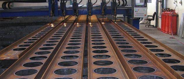 مزایا و معایب، کاربردها و انواع تیرآهنهای لانهزنبوری