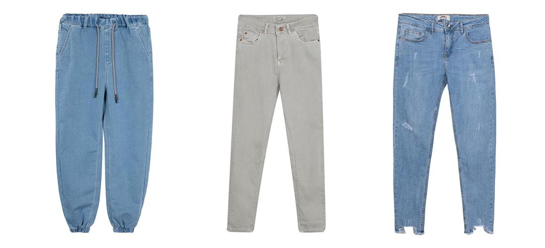 خرید شلوار جین زنانه