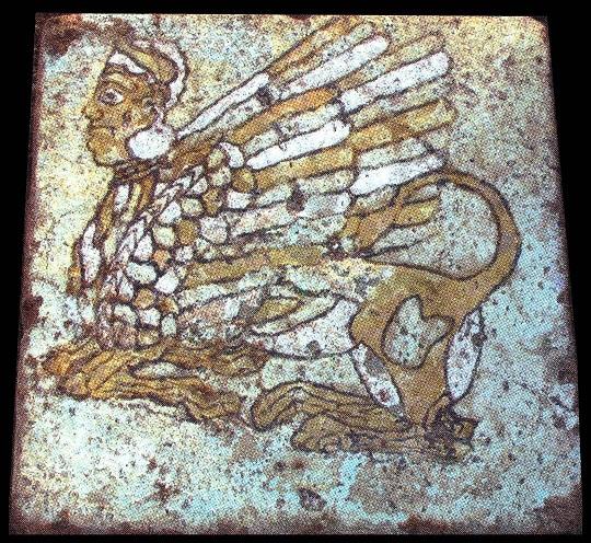 استرداد ۴۹ قطعه آجر لعابدار ۲۸۰۰ ساله از سوئیس به ایران