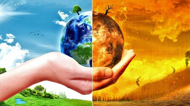 گرم شدن کره زمین و ظهور عفونتهای قارچی نوپدید
