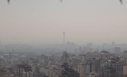 واکنش محیط زیست تهران به انتقاد از اعلام نشدن شرایط اضطرار آلودگی هوا در تهران
