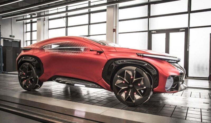 قوانین و مقررات مسابقه طراحی خودرو مفهومی ام وی ام