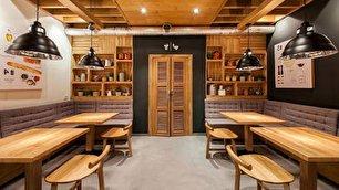 دکور عجیب یک رستوران مشتریها را فراری داد (+عکس)