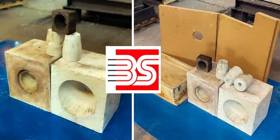 کاهش هزینه ارزی و شكوفایی دانش فني در مجتمع فولاد بناب با بومي سازي قطعات