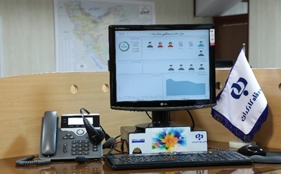آغاز به کار سیستم نوبت دهی تلفنی مشتریان بانک رفاه