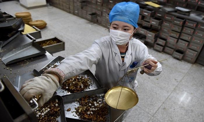 طب سنتی چینی و کرونا