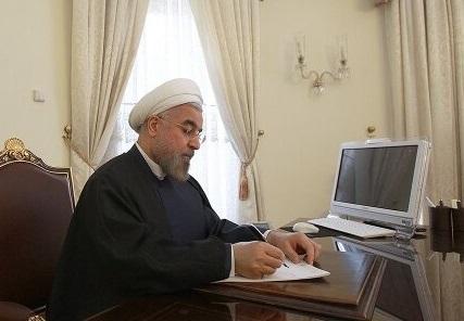 روحانی شهادت شهید دکتر فخری زاده را تسلیت گفت