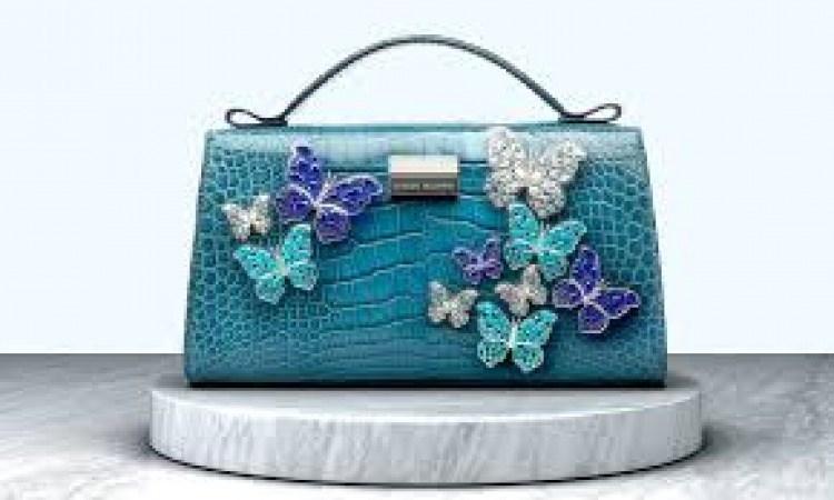 گرانترین کیف جهان