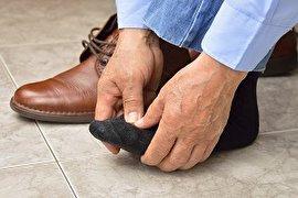 پیری و آثار منفی آن بر پاهای انسان