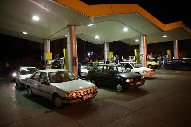 با دبه وارد پمپ بنزین نشوید