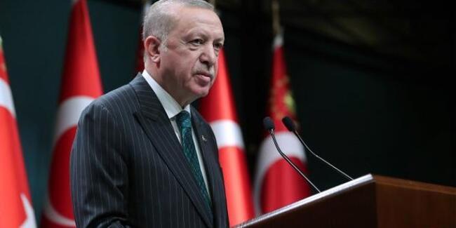 پیام تبریک اردوغان به مناسبت نوروز