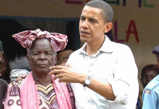 مادربزرگ باراک اوباما درگذشت (+عکس)