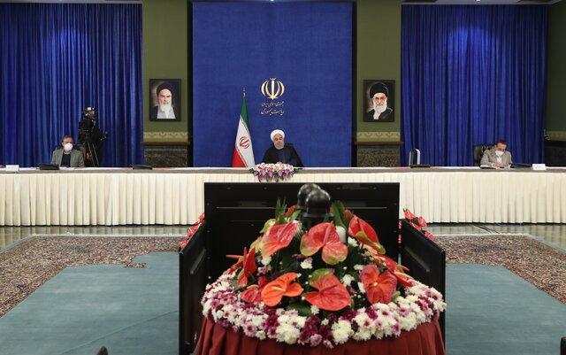 روحانی: دشمنان ما هنوز قدرت ایران بزرگ را درک نکردهاند