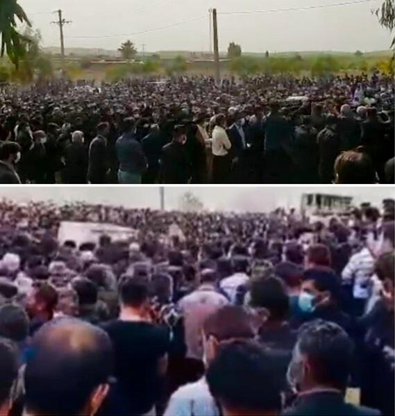 واکنش استاندار کهگیلویه و بویراحمد و دادستان یاسوج به ۲تشییع جنازه چند هزار نفری در کهگیلویه