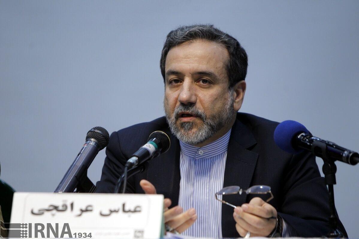 عراقچی: هیات ایرانی هیچ مذاکرهای با هیات آمریکایی نخواهد داشت