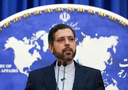 سخنگوی وزارت خارجه: تنها شرط توقف اقدامات جبرانی ایران، رفع کامل تحریمها است
