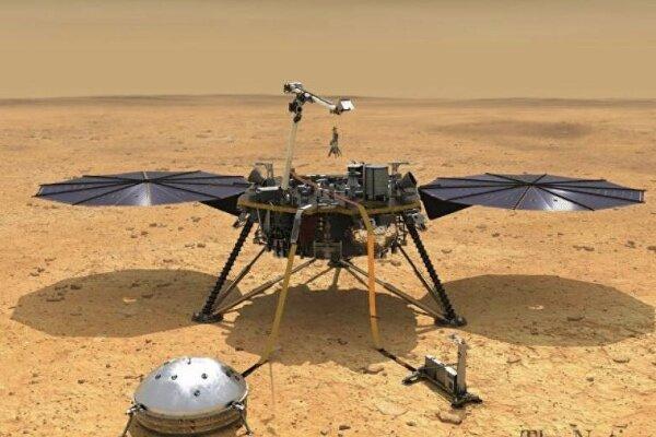 زلزله های مریخ رمزگشایی شدند