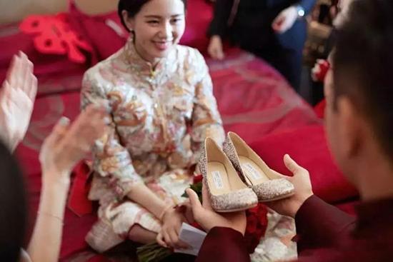 آداب ازدواج در چین