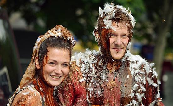 آداب ازدواج در اسکاتلند