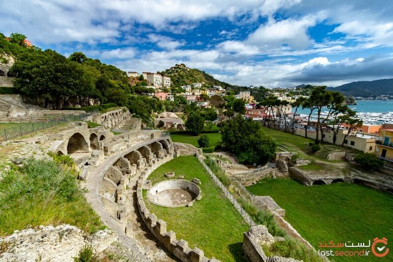 کشف شهری لوکس و باستانی در اعماق دریاها (+عکس)