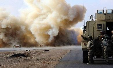 حمله به سه کاروان نظامی آمریکا در عراق