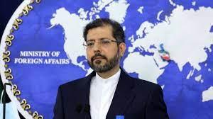 واکنش سخنگوی وزارت خارجه به سند 25 ساله ایران و چین: مردم و ایران عزیز را از ثمرات خود بهره مند خواهد کرد