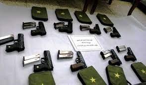 انهدام باند قاچاق سلاح در اهواز
