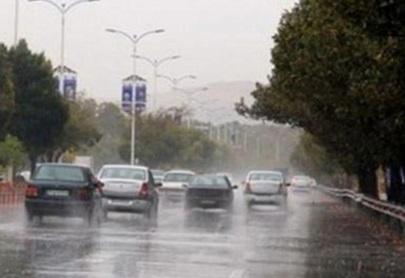 هواشناسی: بارش باران در بیشتر مناطق کشور