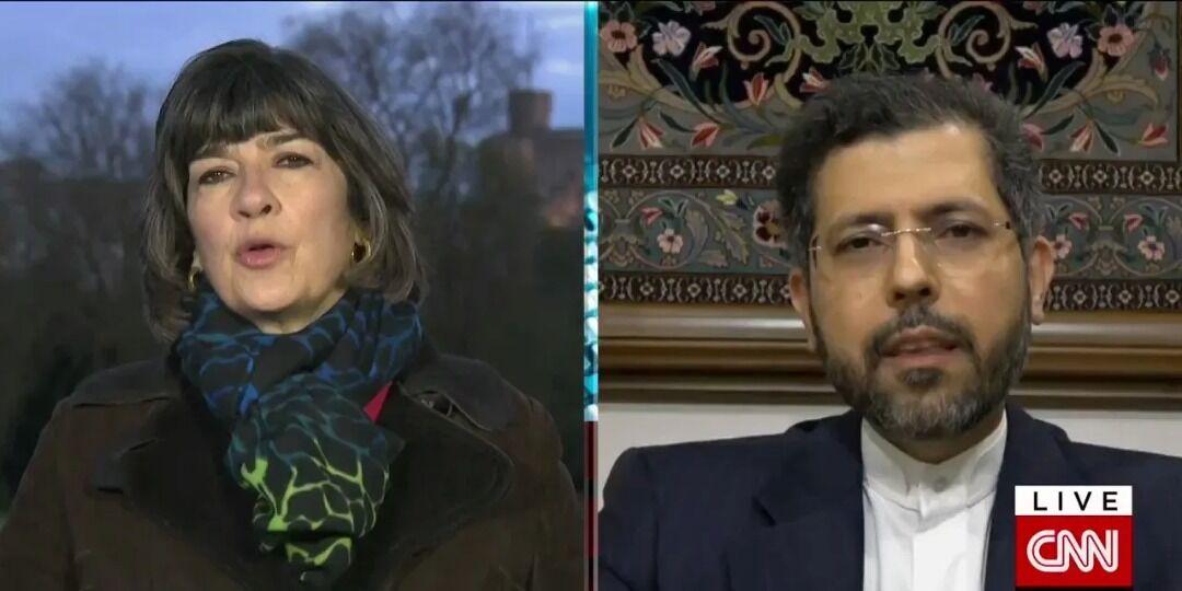 سخنگوی وزارت خارجه در گفت و گو با سی ان ان: نیازی به مذاکراه مستقیم یا غیرمستقیم با آمریکا نیست