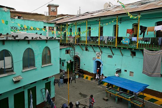 زندان سن پدرو در بولیوی