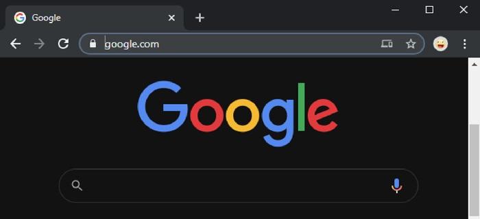 بهینه سازی قابلیت حالت تاریک در بخش ناشناس گوگل کروم