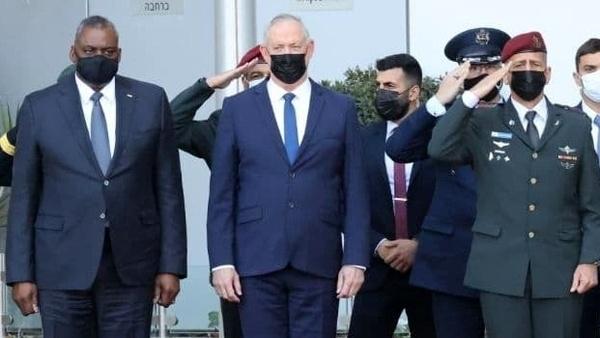 وزیر دفاع آمریکا: متعهد به تامین امنیت اسرائیل هستیم