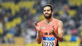 سرقت کفشهای ورزشکار ایرانی در مسابقات مشهد
