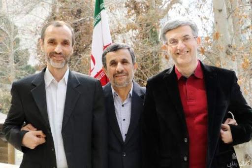 1202322 501 - احمدینژاد خودش را «ولیّ خدا» و «یلتسین ایران» میداند/ هر کسی از او انتقاد می کرد می گفتیم صهیونیست و دشمن امام زمان است