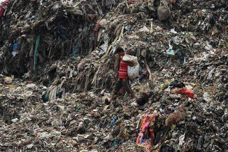 تهران حدود ۴ هزار کودک زباله گرد دارد