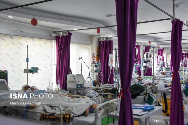 با انباشت بیمار در بیمارستانهای خراسان رضوی مواجهیم/بستری ۱۱۱۴ بیمار