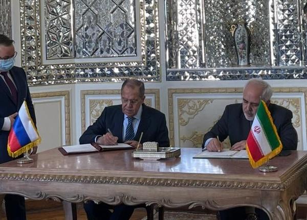 امضای موافقتنامه فرهنگی بین ایران و روسیه