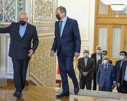 چرا وزیر خارجه روسیه به ایران آمد؟